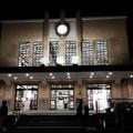 撮って出し。。夜の小樽駅。。7月22日