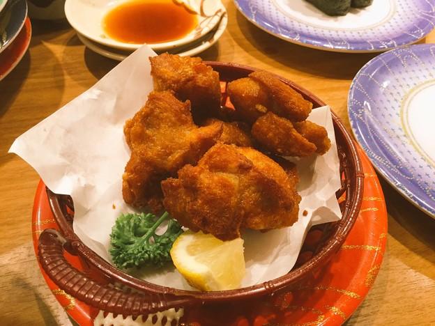 撮って出し。。小樽でザンギ食らう。。7月22日