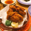 写真: 撮って出し。。小樽でザンギ食らう。。7月22日