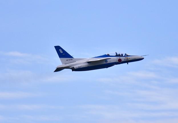 6番機低空飛行テイク・オフ。。(^^)20170722
