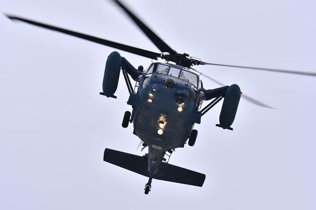救難救助デモストレーションUH-60