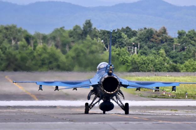 千歳基地航空祭終わって三沢のF-2帰投へ向かう。。(^^)