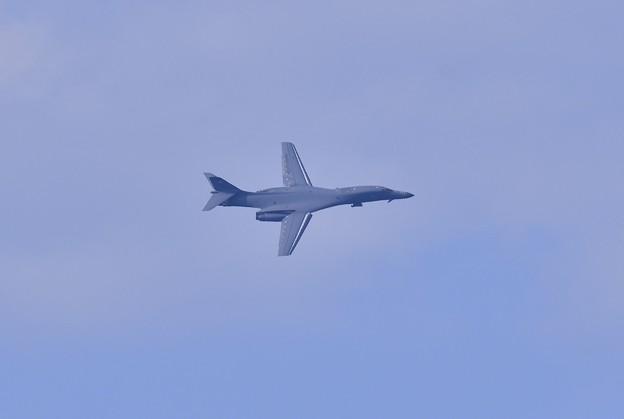 撮って出し。。三沢基地航空祭前日フライイン異様なフォルム 9月9日