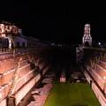 写真: 夜の浦賀ドック。。歴史的な旧造船所跡地 20170812