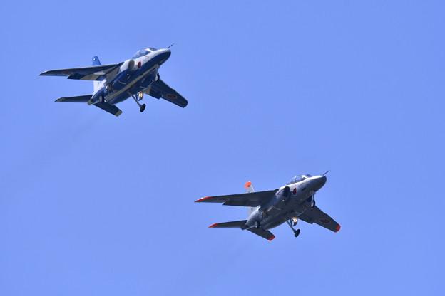 この組み合わせ飛ぶ。。松島基地ならでは 20170827