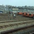 撮って出し。。大阪環状線の最後の103系を見に行って。。10月1日