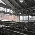撮って出し。。大阪駅随分変わった。。再開発後の大阪駅 10月1日
