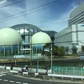 撮って出し。。大阪環状線に乗って散歩。。大阪ドーム見ながら 10月1日