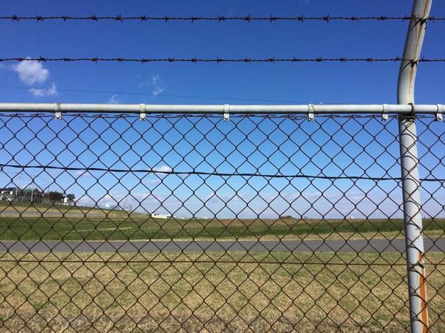 撮って出し。。台風一過青空。。入間基地へ(^^) 10月30日