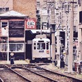大阪の路面電車。。阪堺電気軌道阪堺線 恵美須町駅 20171001