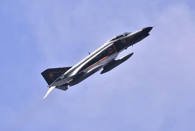 撮って出し。。岐阜基地航空祭 雨ギリギリ機動飛行 注目のデジタル迷彩F-4 11月19日