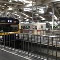 撮って出し。。賑わう東急蒲田駅 多摩川線と池上線 12月16日
