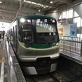 撮って出し。。新7000系東急池上線五反田行き 東急蒲田駅 12月16日
