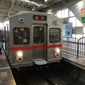 撮って出し。。まだまだ現役東急池上線 7700系 12月16日