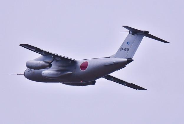 最後の有志を目に焼き付けて飛行開発実験団C-1FTB