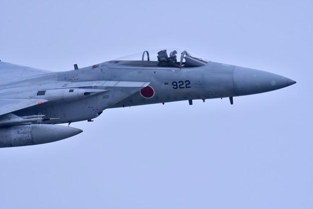 第204飛行隊イーグルドライバーもしっかり写って。。瀬長島 ランウェイ36 20171122