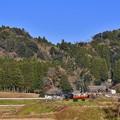 写真: いい天気千葉県小湊鉄道。。トロッコ列車走る 20171210