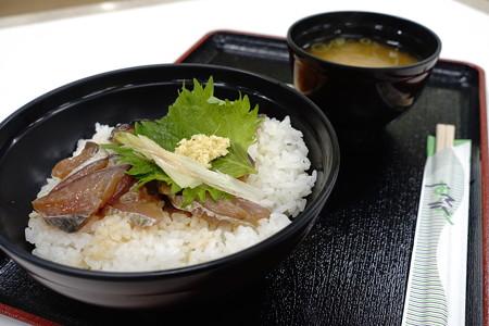 清水鯖のづけ丼(高知道【下り】・南国SA)