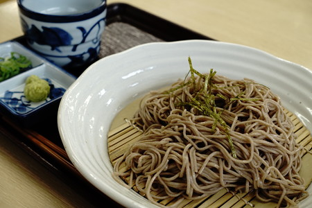 夢ざる蕎麦(山陽道【上り】・安富PA)