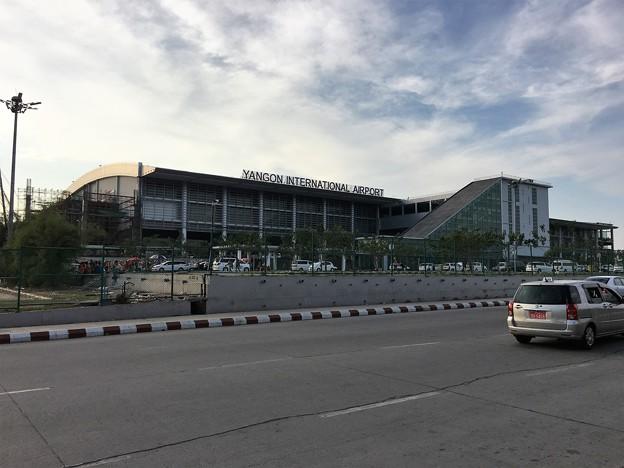 YANGONG AIRPORTの人々 (10)