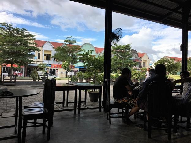 雲南料理と大雨と青空 (2)