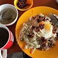 朝食のお店と麺とライス (7)