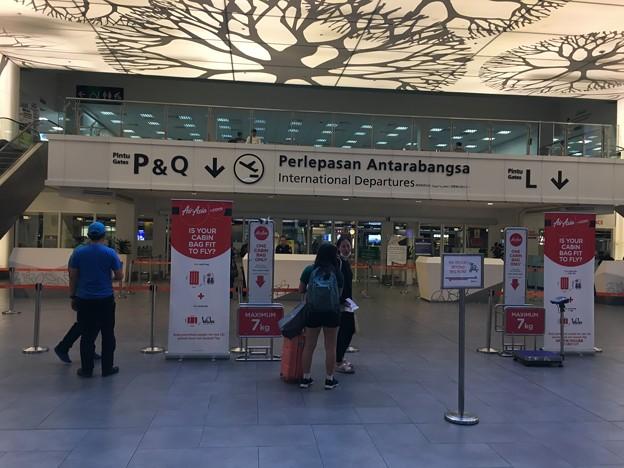 クアラルンプール空港 (8)