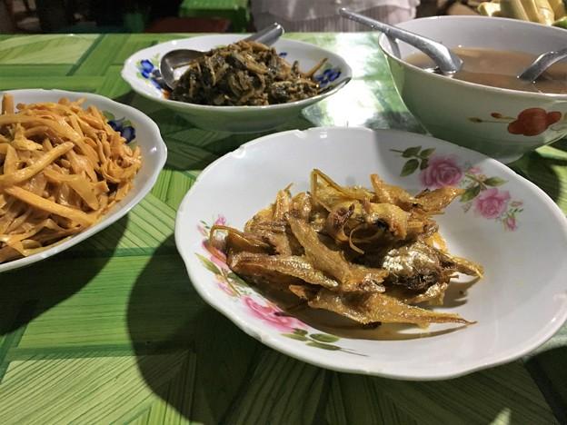 休憩所 晩御飯 (3)