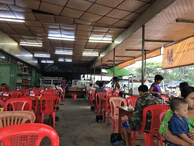 朝食のお店 超ローカル (1)