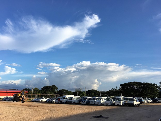 メソートの青空と雲 (5)