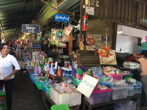 ミャワディの市場 (3)
