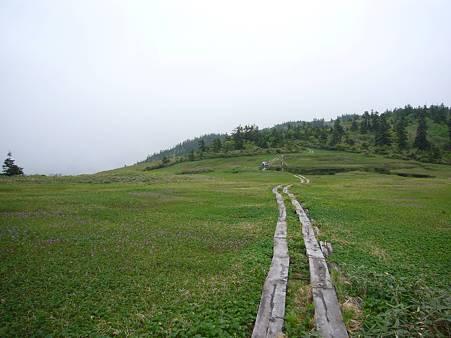 中門岳の風景01