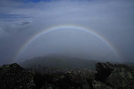羅臼岳山頂03