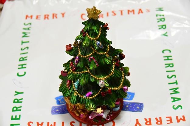 20171207阪急うめだ本店オルゴールChristmas tree2DSC_1491