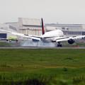 Photos: デルタ航空 B747-400