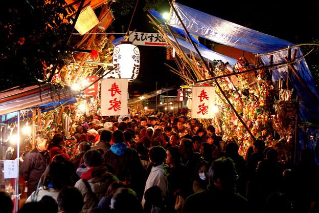 大宮氷川神社 大湯祭(十日市)
