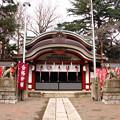 写真: 水稲荷神社 東京都新宿区