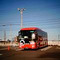 シャア専用バス
