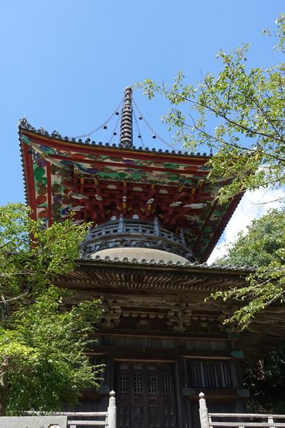熊谷寺DSC04484多宝塔