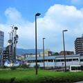 奈良のとある駅前