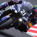#21 アレックス・ローズ選手 YAMAHA FACTORY RACING TEAM