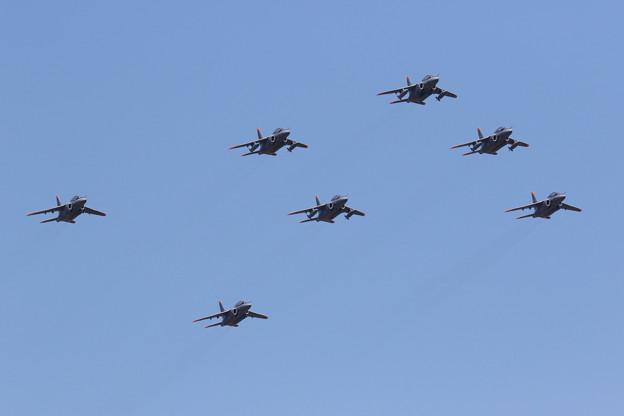 T-4 飛行展示1