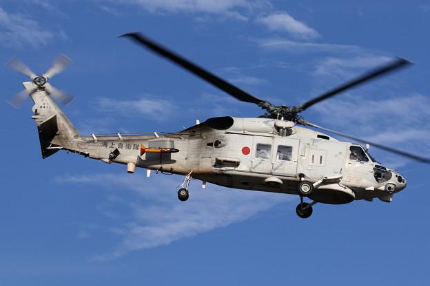 SH-60K帰投
