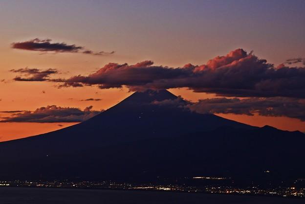 Mt.FUJI of September ~South Side~