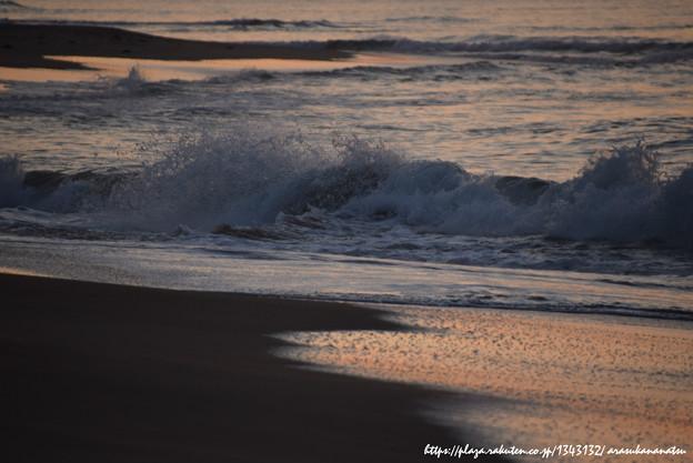 0072 遊ぶ波