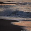 写真: 0072 遊ぶ波