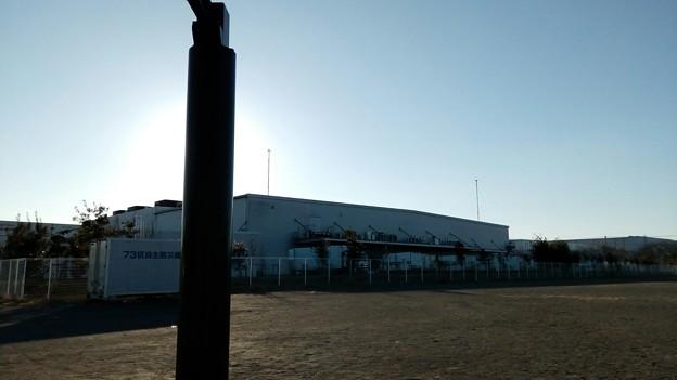 小河原井公園にて2