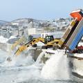 写真: 豪快!小樽運河