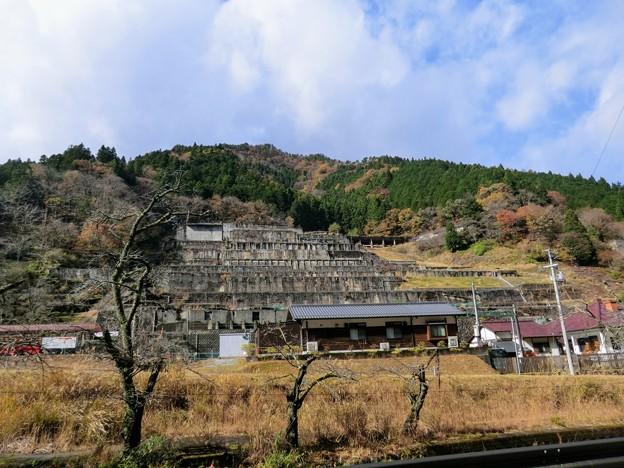 写真: 神子畑(みこはた)選鉱場跡