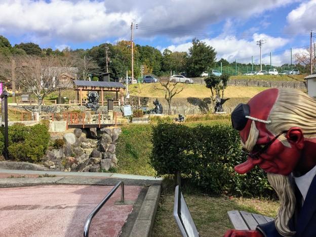 福崎町「辻川山公園」